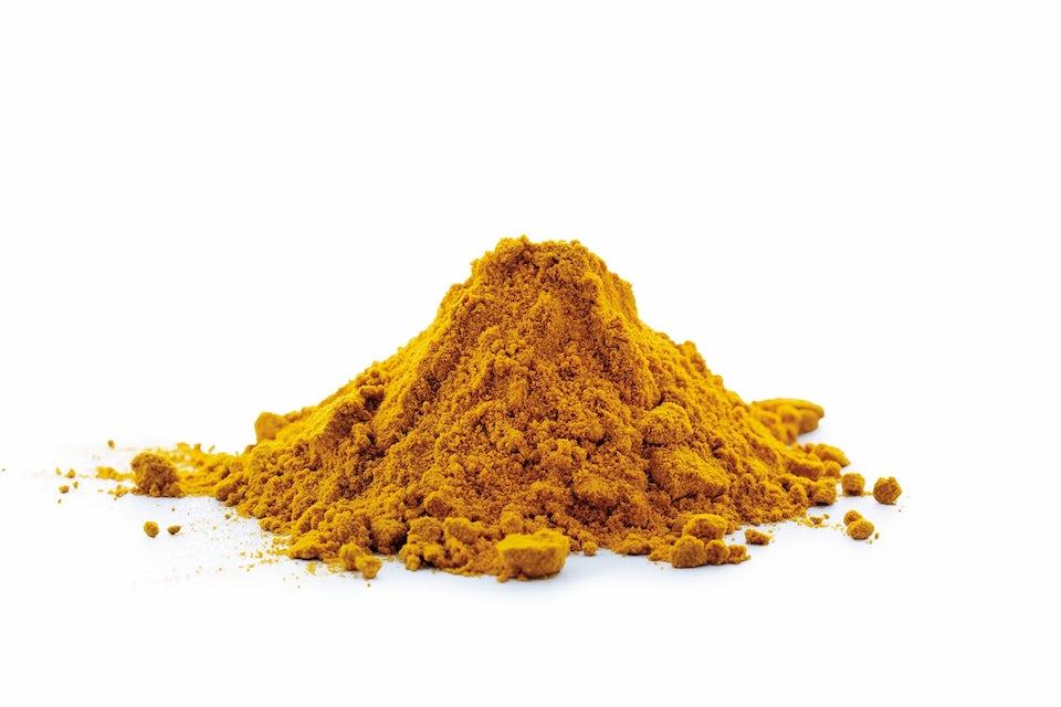 gurkemeje krydderi