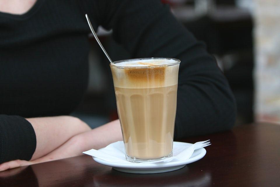 Hur vätskedrivande är kaffe?