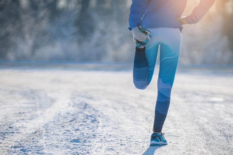 Talvijuoksutrikoot ovat kylmällä kelillä ykkösvaruste