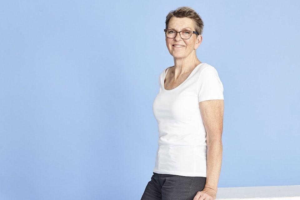 Hanne – tidigare deltagare, I FORM Ny start