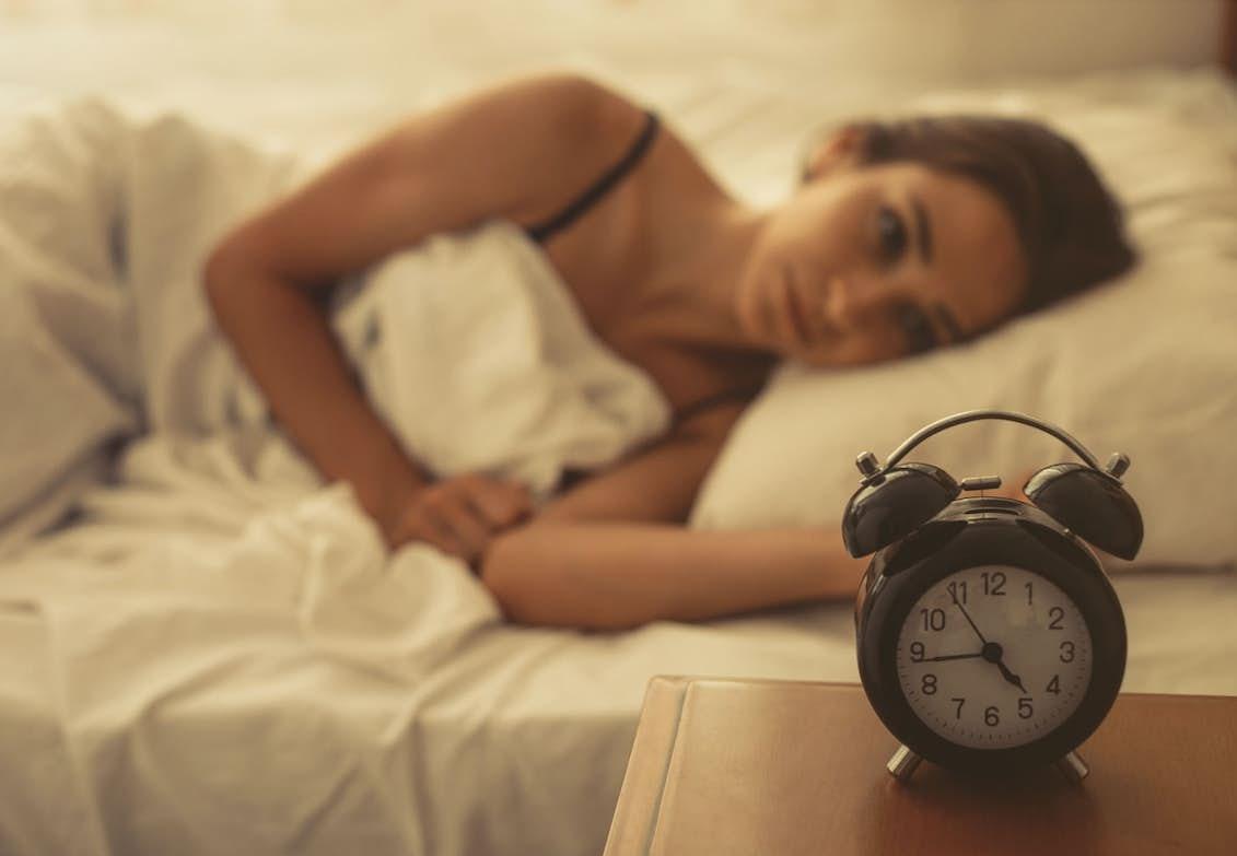 hur mycket sömn behöver man