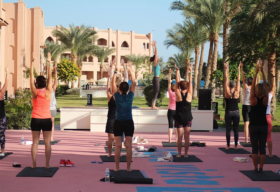 Træningsferie til Egypten med I FORM