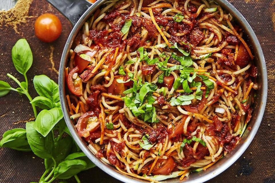 Italiensk one pot med tomat