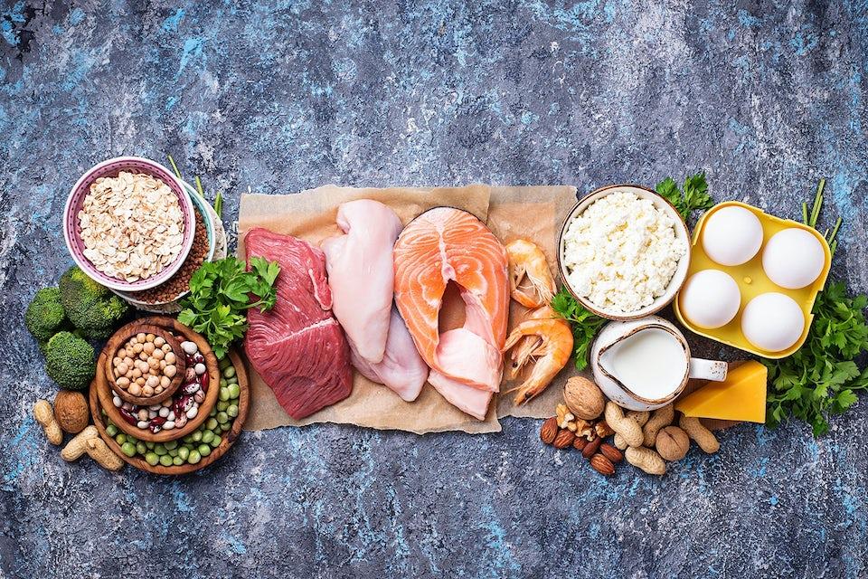 Mat som er tillatt i keto-dietten