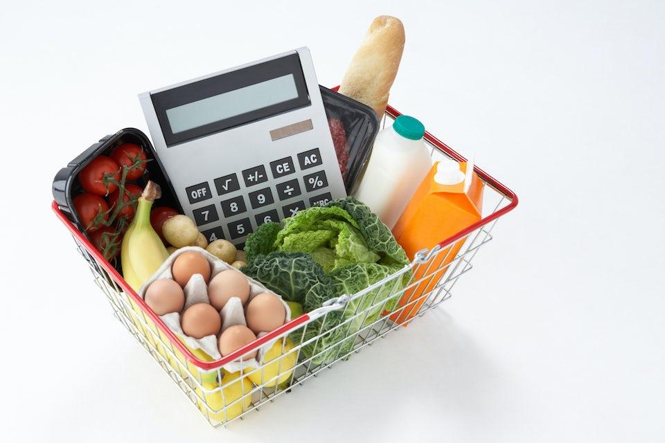 Ruokakori ja edulliset ostokset