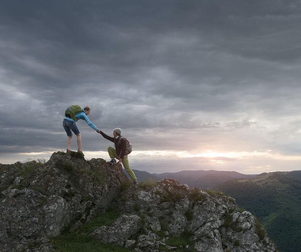 Bergsbestigning