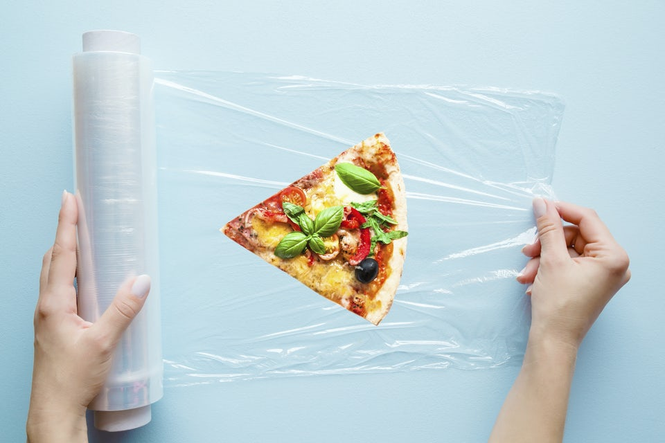 Pizza i husholdningsfilm