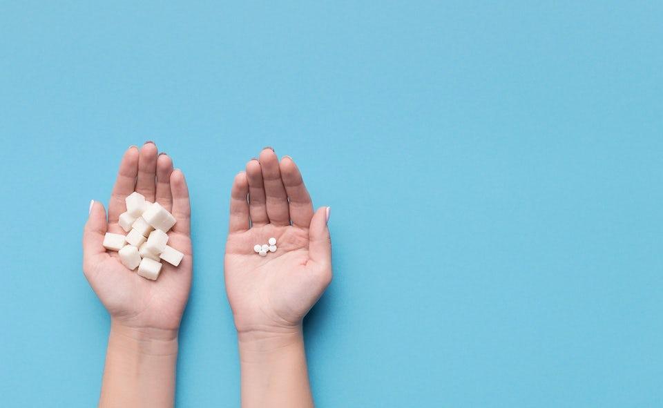Kunstige søtningsmidler og sukkerbomber