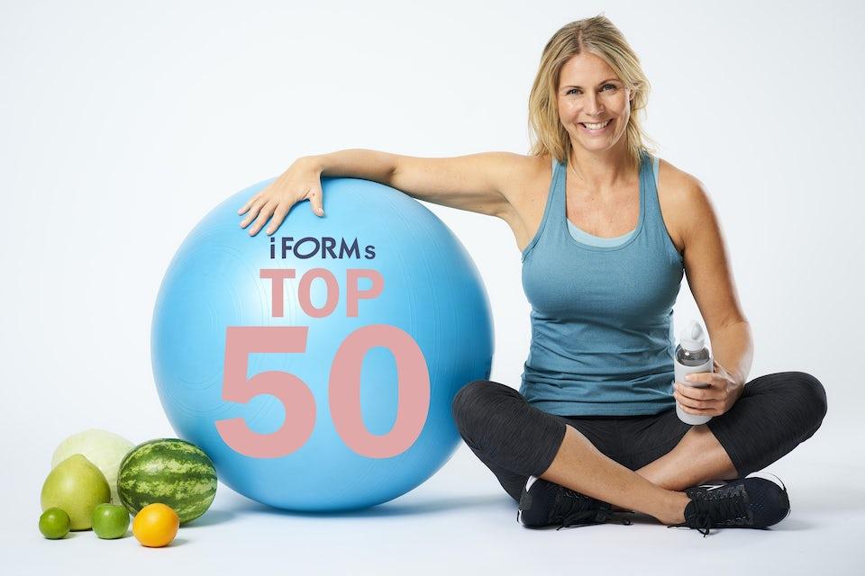 Top 50 i sundhed