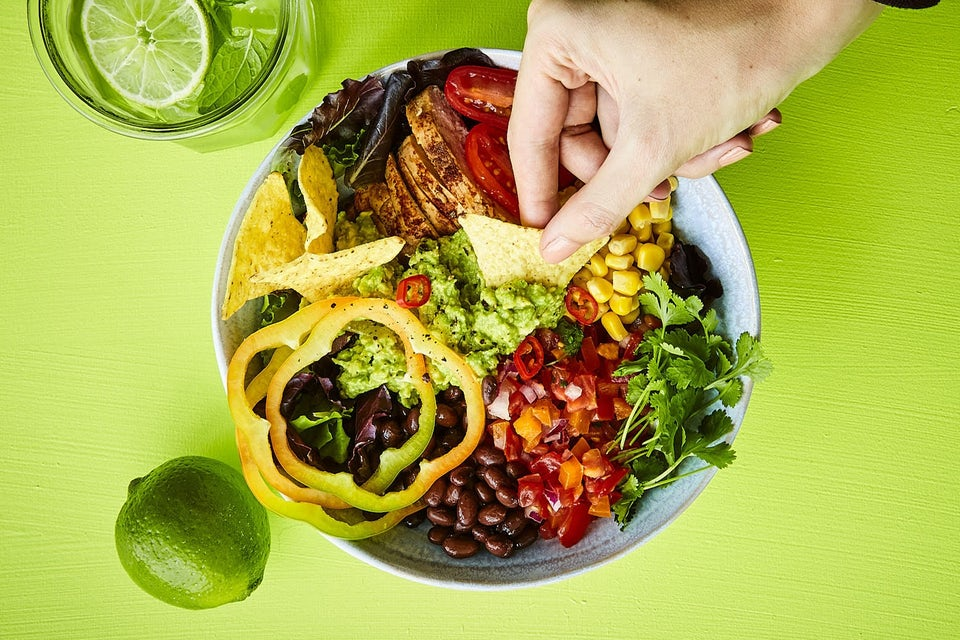 Mexikansk bowl