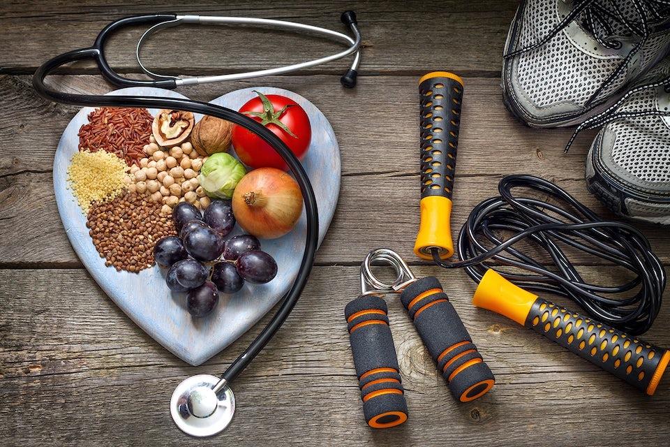 faktorer for en sund livsstil