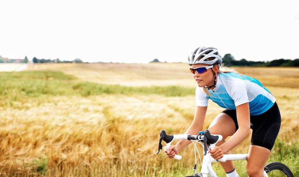 Pyöräily on mainiota liikuntaa