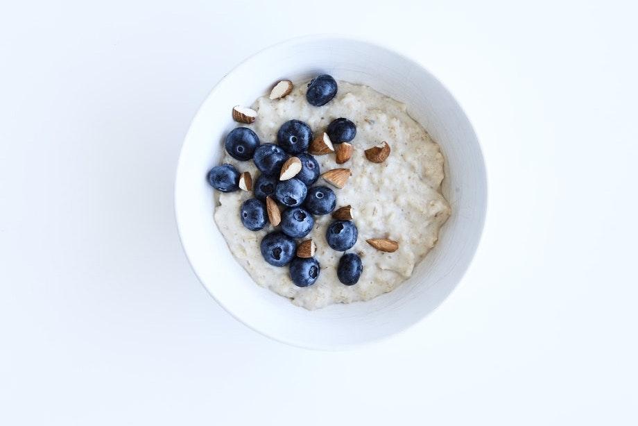 sund morgenmad havregryn