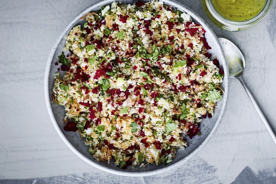 Vinter-salat med kål