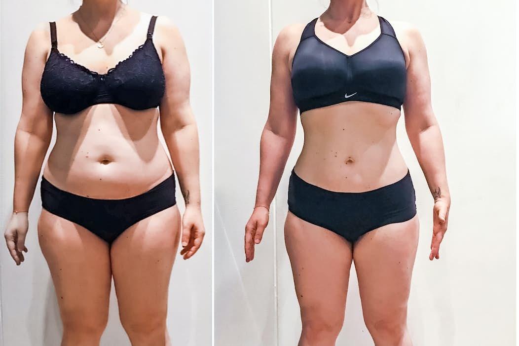 hvordan taber man fedt på maven