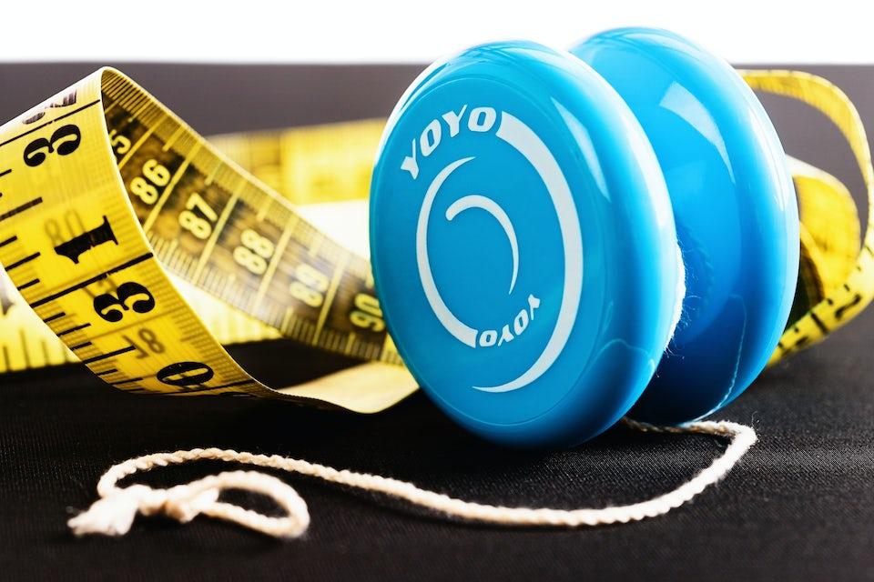 Yoyo-vægt