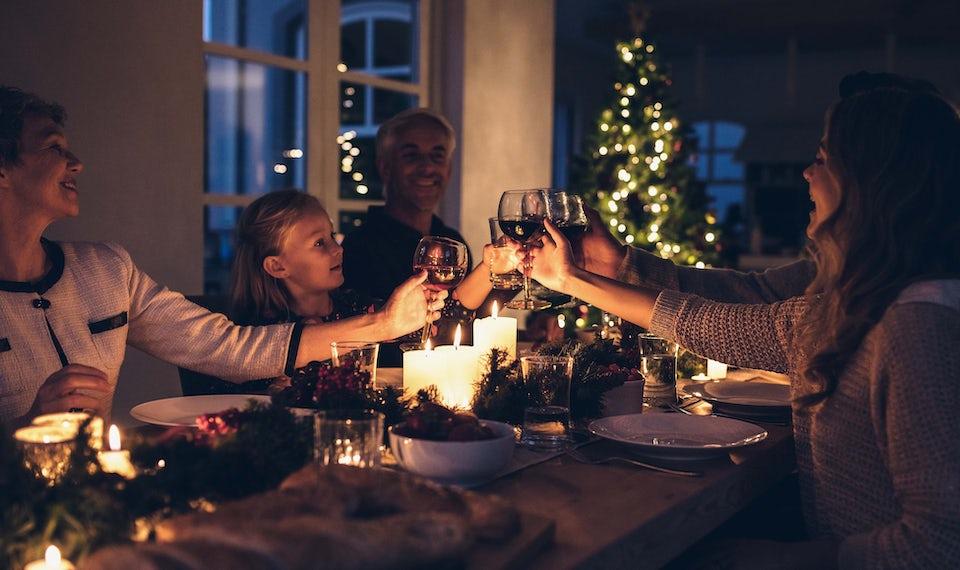 10 enkle tips til at holde vægten i julen