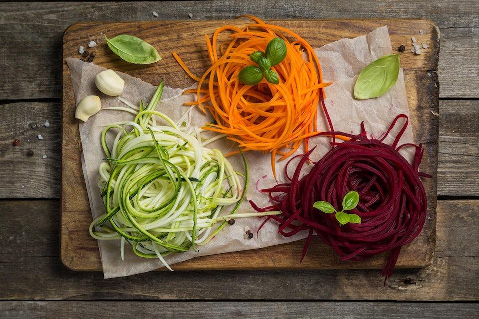 revne grøntsager