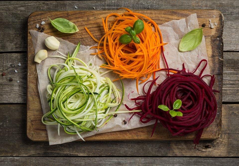 rivna grönsaker