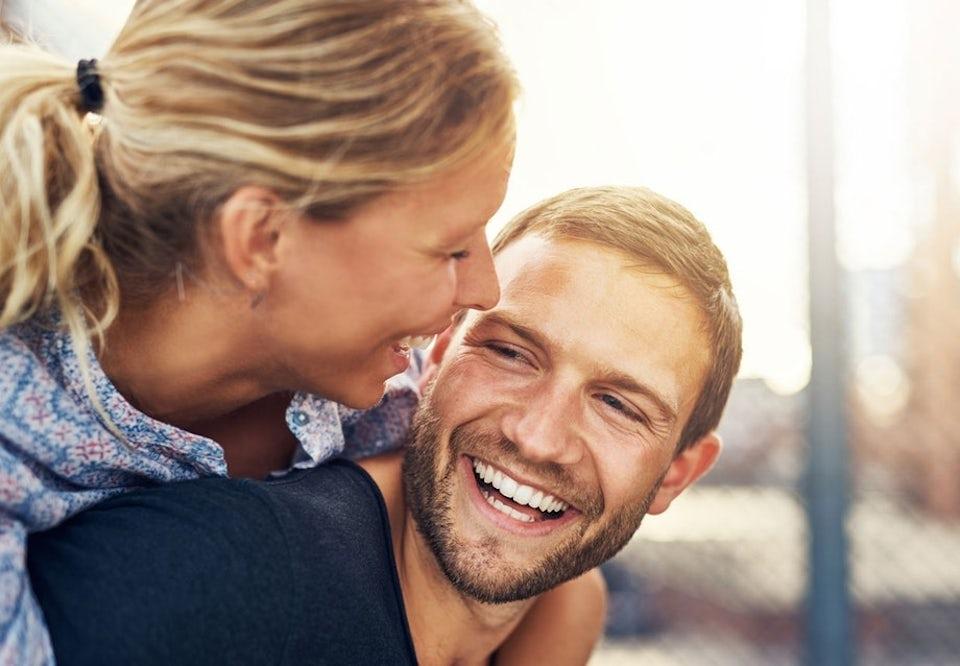 Par der smiler