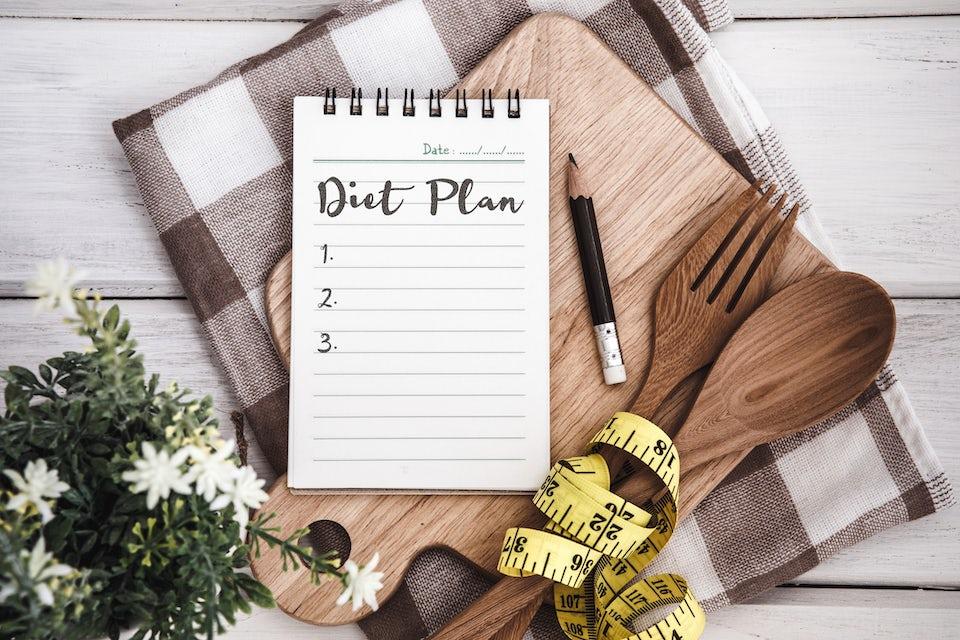 Plan for vægttab