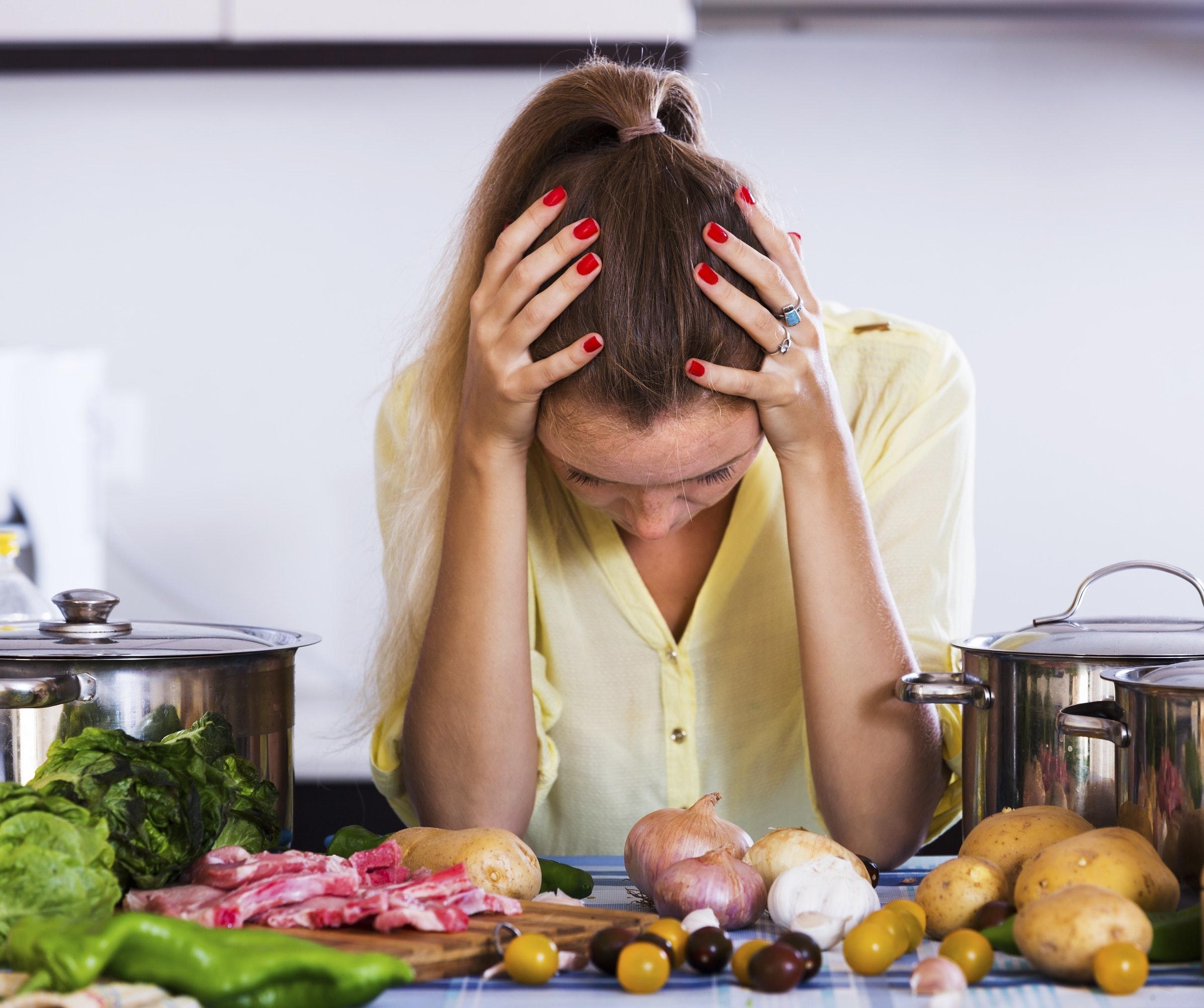 mat mot migrän
