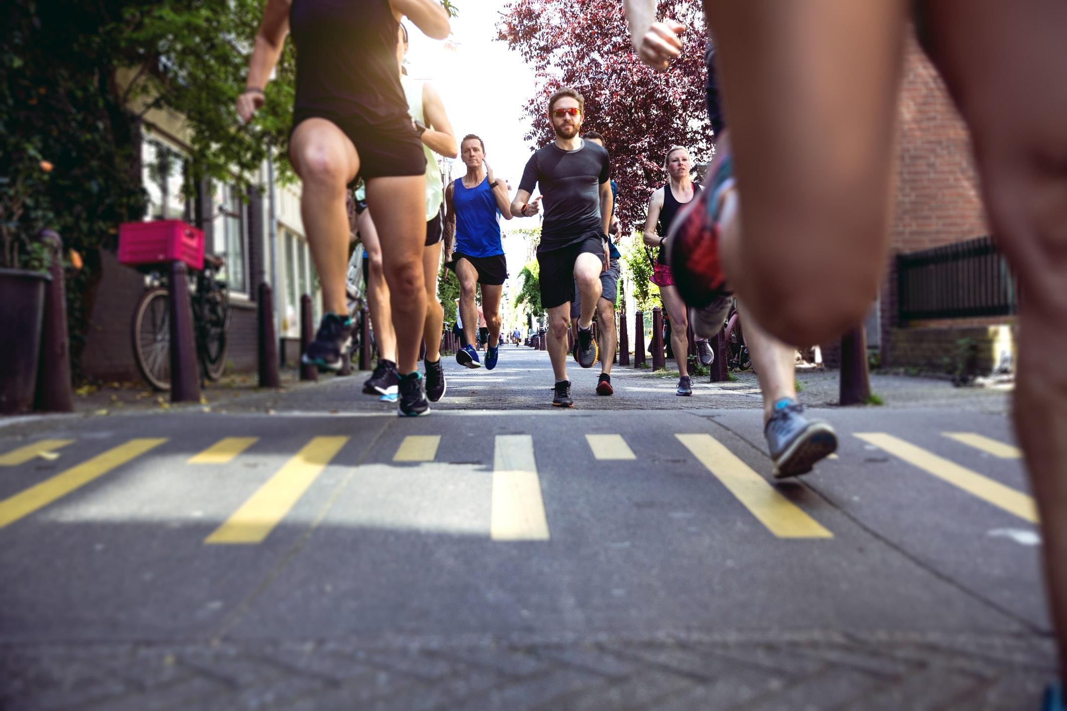 halvmarathon uden træning