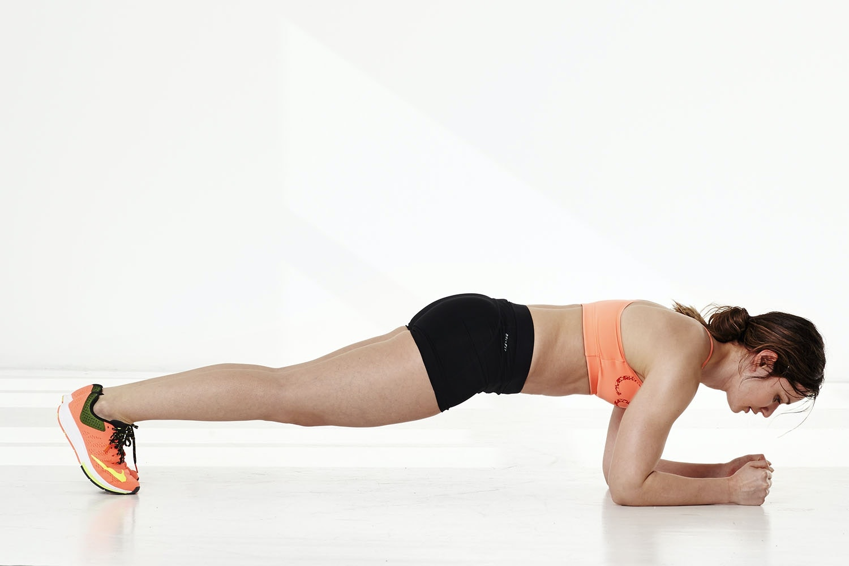 arm øvelser uden vægte