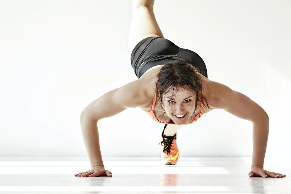 Styrketræning uden vægte