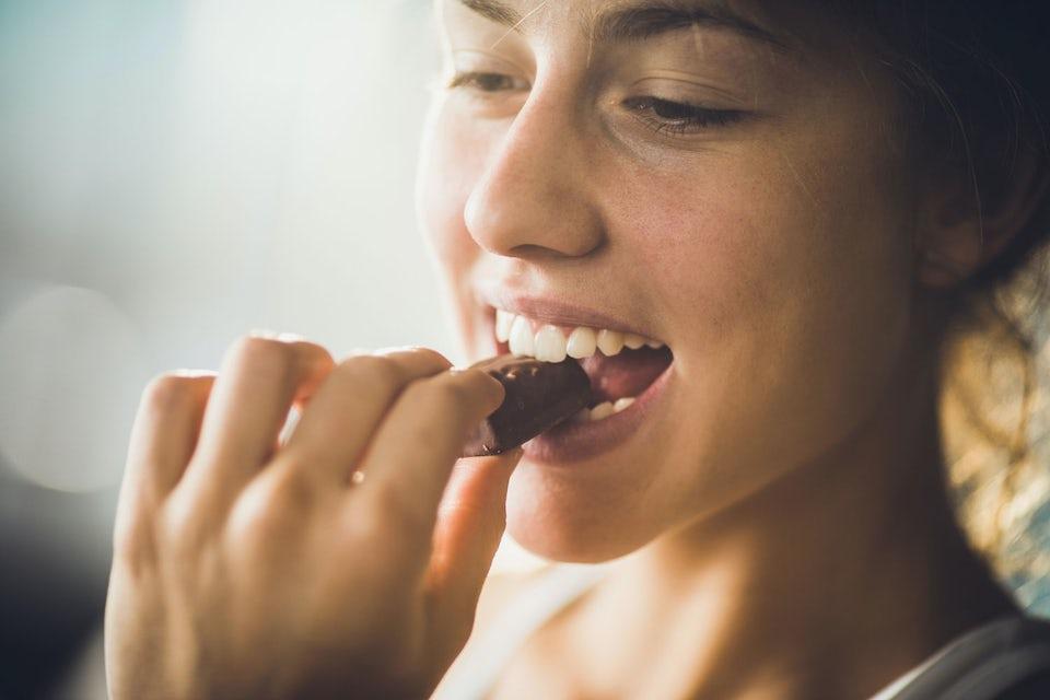 Mindful eating -  Lær hvordan du kan nyde maden mere og samtidig spise mindre med mindful eating.
