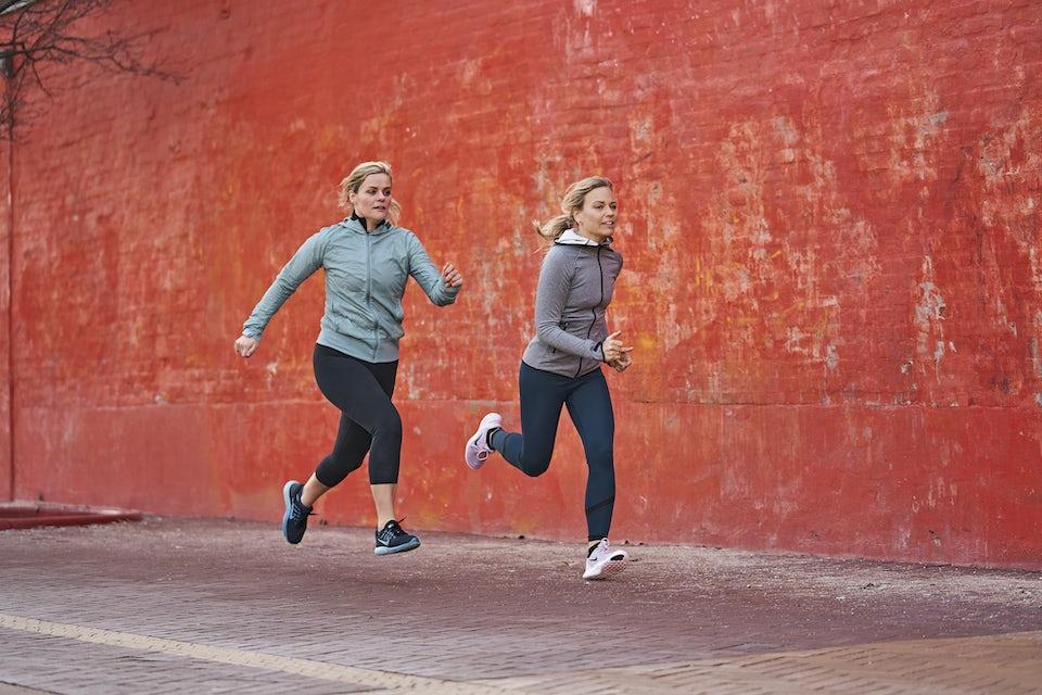 Kvinder løber