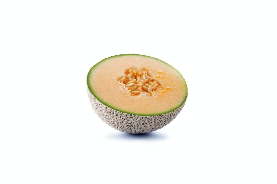 halv melon