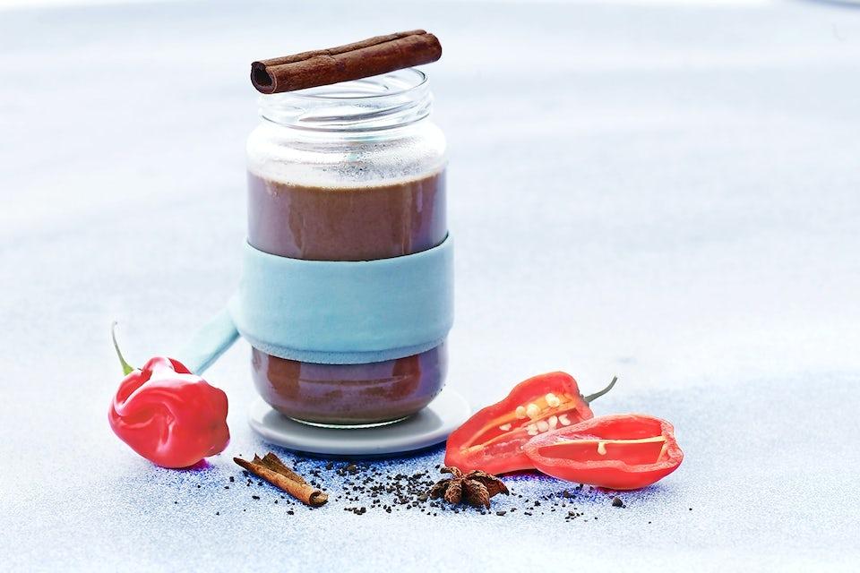 Kirjaimellisesti Hot Chocolate
