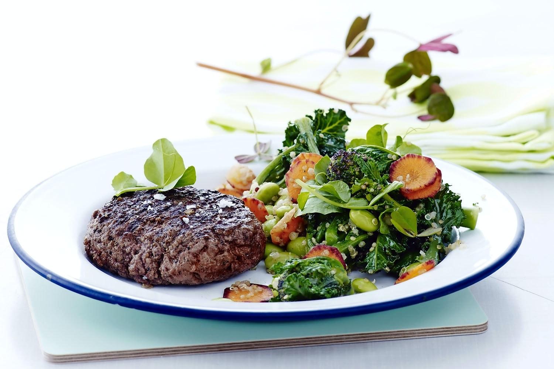 sund kaloriefattig aftensmad