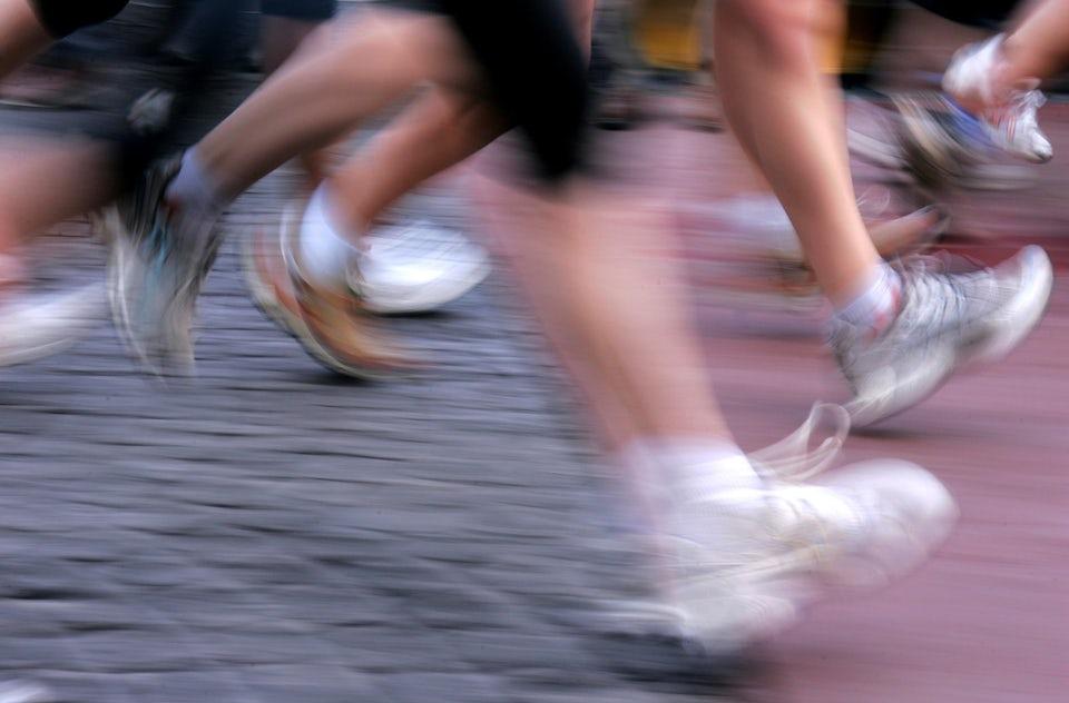 Räkna ut din halvmaratontid