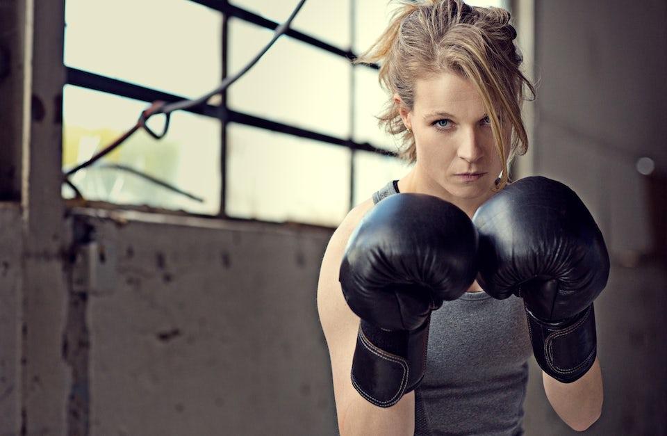 boxningsträning