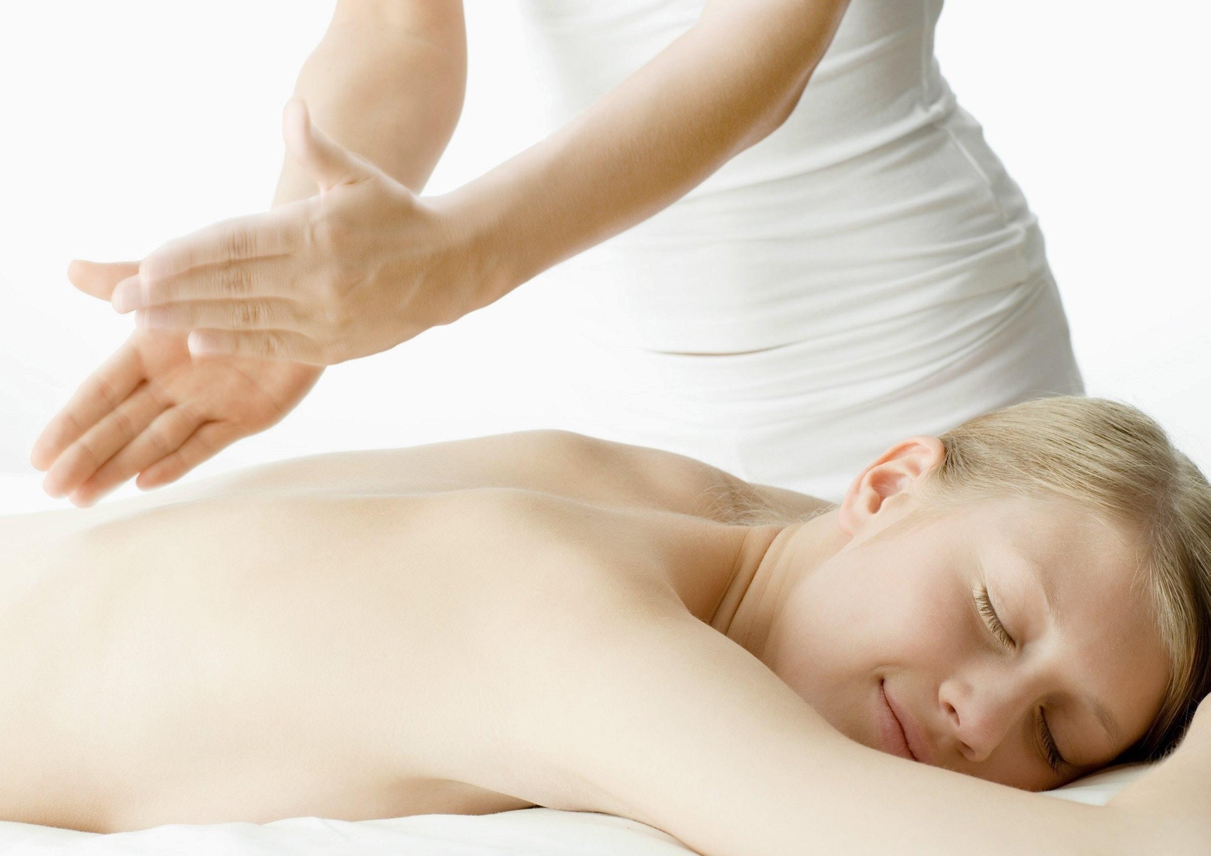 ondt efter massage