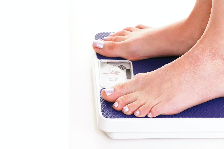 gå ner i vikt innan graviditet