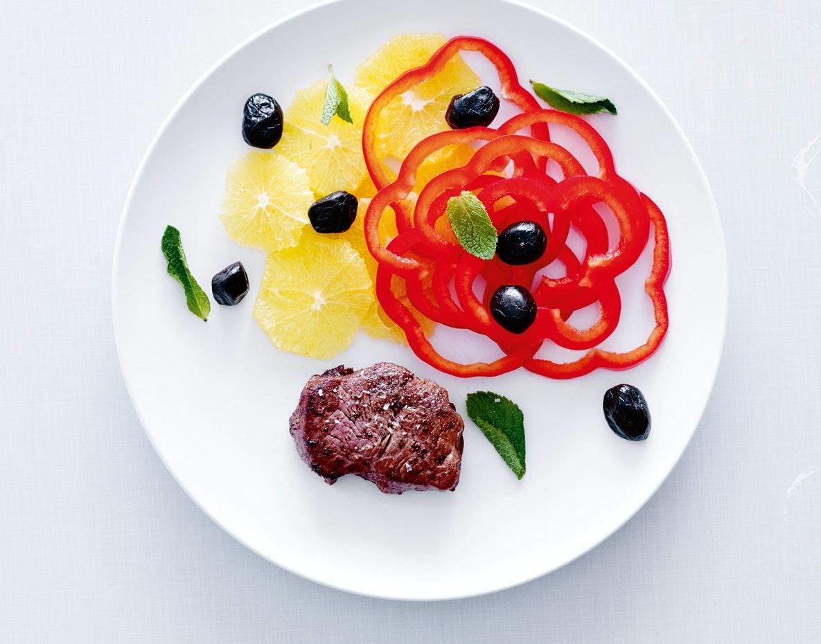 peberfrugt kalorier