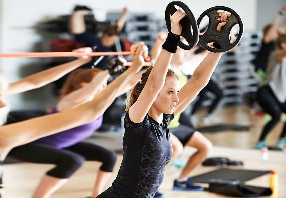 kalorier vid träning