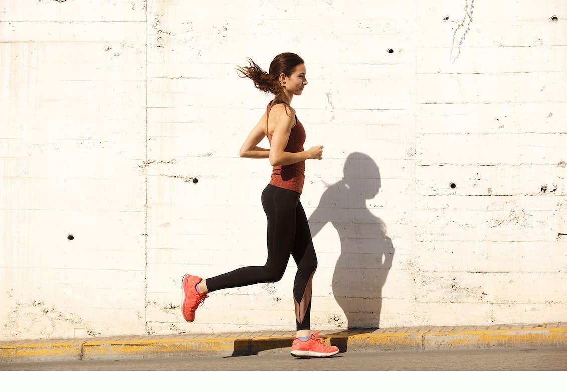 springa varje dag i en månad