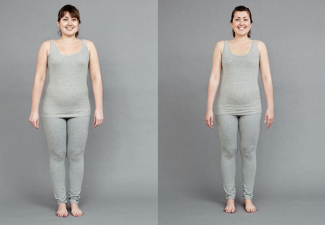 juoksu laihtuminen