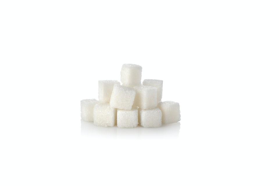 Sokeripaloja keossa