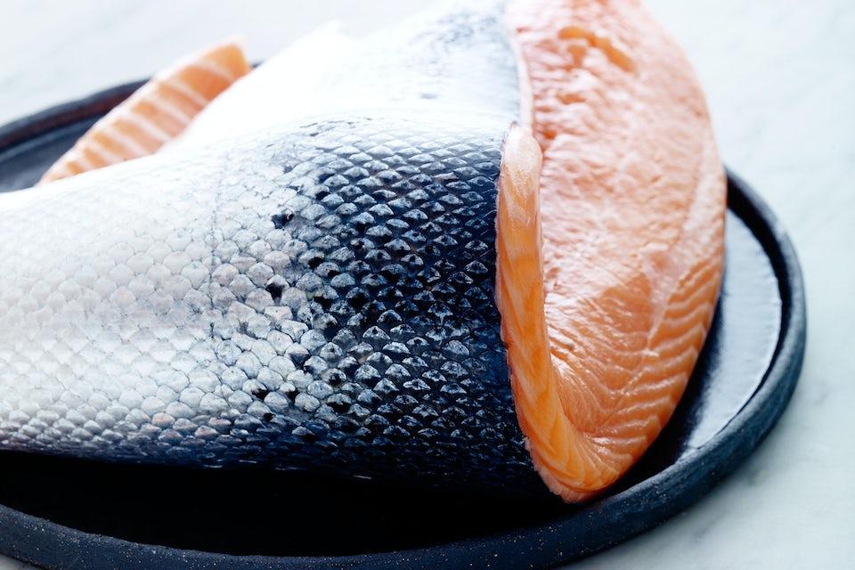 Laks - rig på omega-3