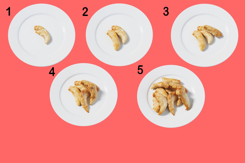 kalorier i kyckling