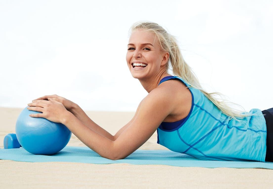 c22f17bac4c Den lille bold ser ikke ud af meget, men den kan gøre mere ved din krop,  end du tror. Prøv selv!