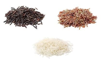svart ris nyttigt