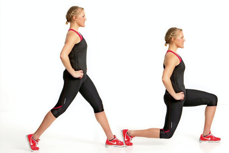 træningsøvelser ben