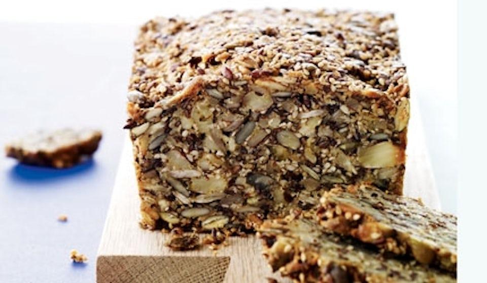 Brød uden mel