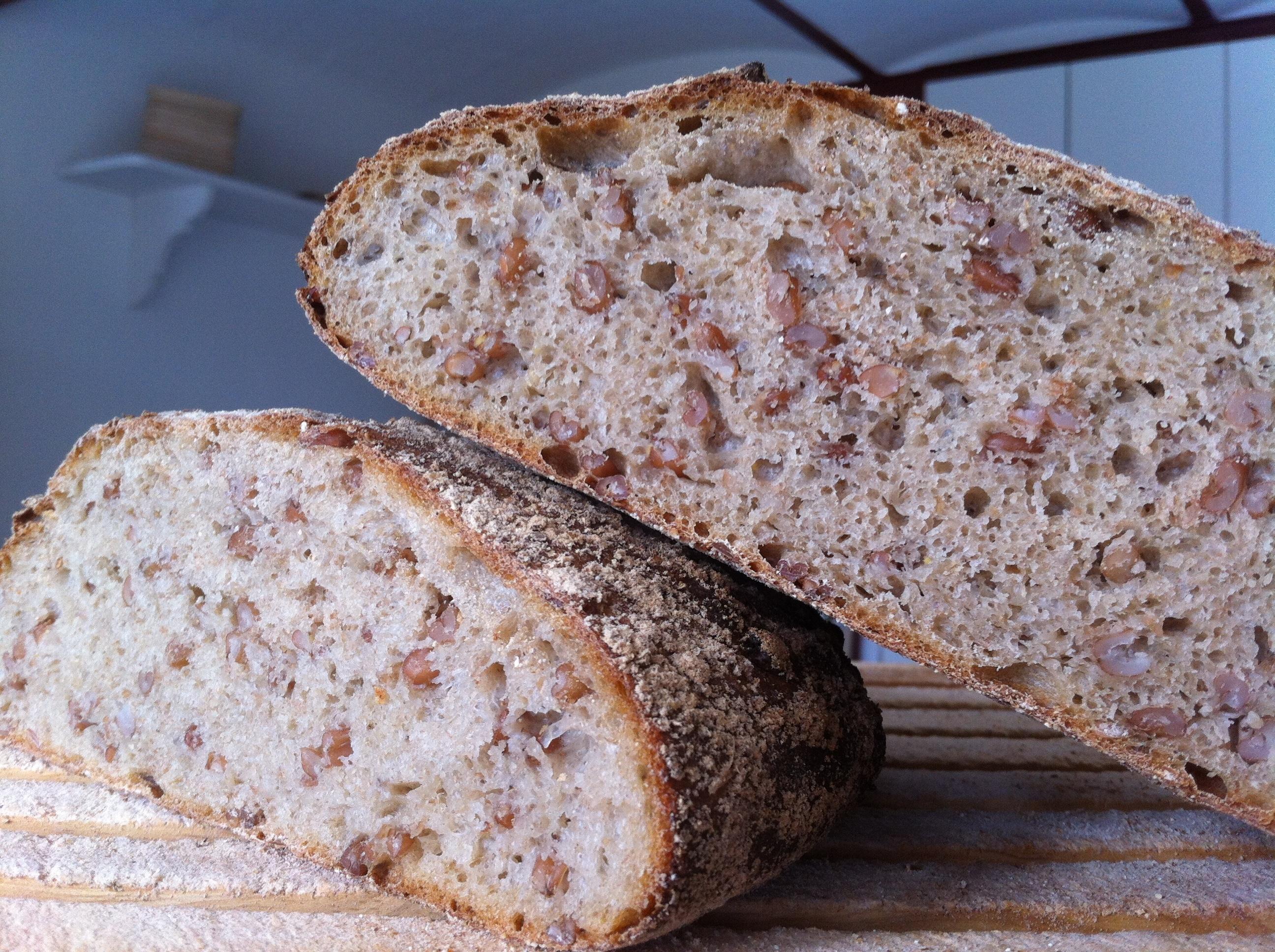 Brød med hele kerner: Lyst møllebrød | Iform.dk